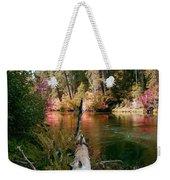 Creek Fall Weekender Tote Bag