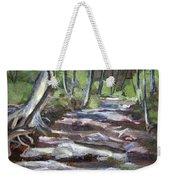 Creek In The Park Weekender Tote Bag