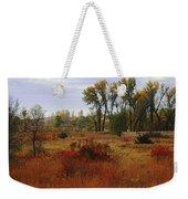 Creek Valley Beauty Weekender Tote Bag