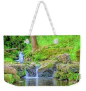 Creek1 Weekender Tote Bag