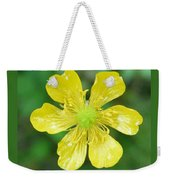 Creeping Buttercup Weekender Tote Bag