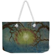Creeping Weekender Tote Bag