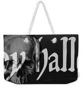 Creepy Halloween Weekender Tote Bag