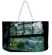Creepy Old Window Weekender Tote Bag