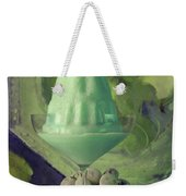 Creme De Menthe With Grapes Weekender Tote Bag