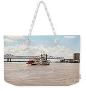 Creole Queen New Orleans Weekender Tote Bag