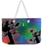 Crescent And Palms 2 Weekender Tote Bag