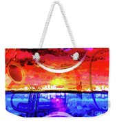Crescent City Weekender Tote Bag