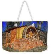 Crescent Moon Ranch Water Wheel Weekender Tote Bag
