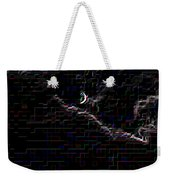 Crescent Rising Weekender Tote Bag