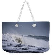 Crest Of A Wave Weekender Tote Bag