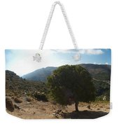 Crete Inland View Weekender Tote Bag