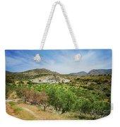 Crete Olive Grove Weekender Tote Bag