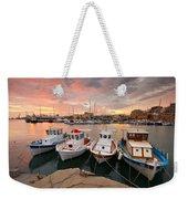 crete 'XXVII Weekender Tote Bag
