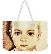 Cricciolo Weekender Tote Bag