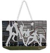Cricket Art Sculpture Southampton Weekender Tote Bag