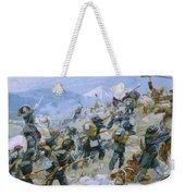Crimean War And The Battle Of Chernaya Weekender Tote Bag
