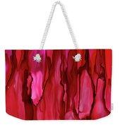 Crimson Forest Weekender Tote Bag