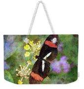 Crimson Longwing Butterfly 8231 Idp_2 Weekender Tote Bag