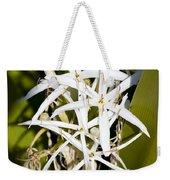 Crinum Spiderlily Flower Weekender Tote Bag