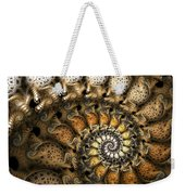 Crispy Crackles Weekender Tote Bag
