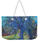 Crystal Light Weekender Tote Bag