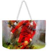 Cristiano Ronaldo  Weekender Tote Bag