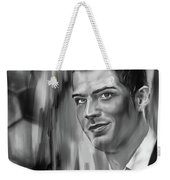 Cristiano Soccer Player 01 Weekender Tote Bag