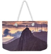 Cristo Redentor - Christ The Redeemer Weekender Tote Bag