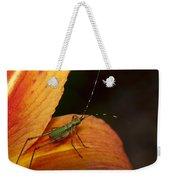 Critter-1 Weekender Tote Bag
