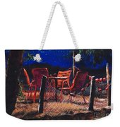 Croatia Fisherman Restaurant Weekender Tote Bag