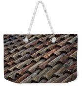 Croatian Roof Tiles Weekender Tote Bag