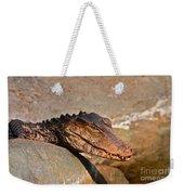 Croc Weekender Tote Bag