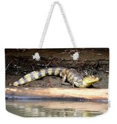 Croc Time Weekender Tote Bag