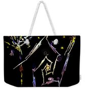 Crooked Little Cottage In The Woods Weekender Tote Bag