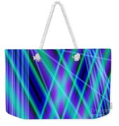 Cross Lighting Weekender Tote Bag