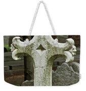 Cross Of Old Weekender Tote Bag