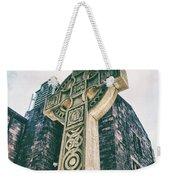 Cross Of Stone Weekender Tote Bag