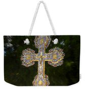 Cross Of The Epiphany Weekender Tote Bag