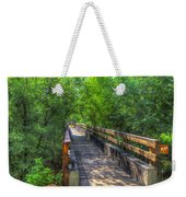 Cross Over The Bridge - Sedona Arizona Weekender Tote Bag