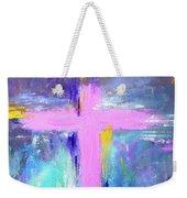 Cross - Painting #5 Weekender Tote Bag