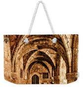 Rhodes, Greece - Cross Vault Weekender Tote Bag