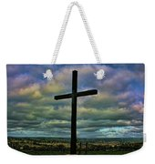 Cross Without Words Weekender Tote Bag