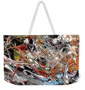 Crosscurrents Weekender Tote Bag