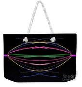 Crossed Wires 1 Weekender Tote Bag