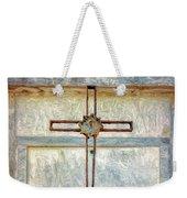 Crosses Voided - Artistic Weekender Tote Bag