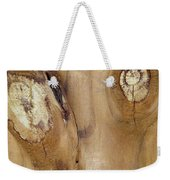 Crosseyed Weekender Tote Bag