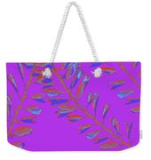 Crossing Branches 19 Weekender Tote Bag
