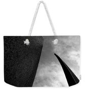 Crossing Into Vision Weekender Tote Bag