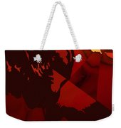 Crossing Over Weekender Tote Bag